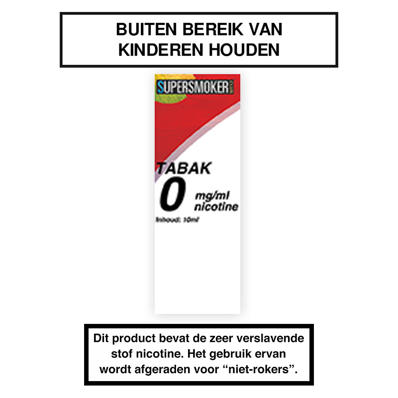 e-liquid tabak kopen